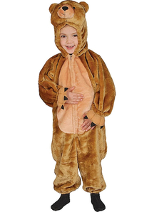 Cute Bear Child Costume
