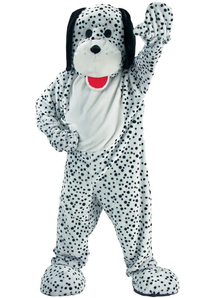 Dalmation Child Costume