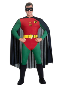 Deluxe Robin Adult Costume