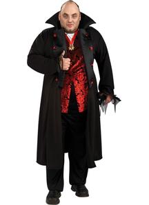 Deluxe Vampire Coat Adult