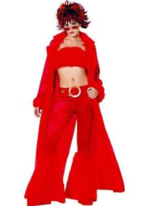 Devil Girl Teen Costume