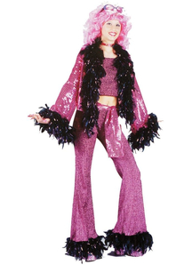 Disco Queen Teen Costume