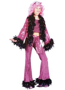 Disco Queen Teen Costume