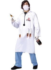 Doctor Shots Adult Costume