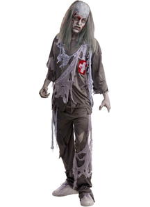 Doctor Zombie Adult Costume