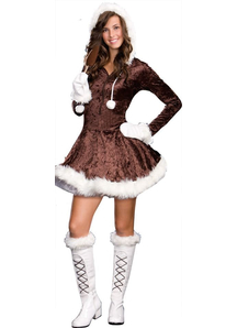 Eskimo Teen Costume