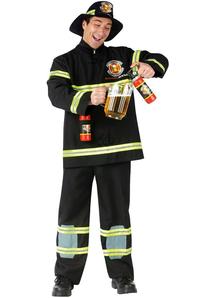 Fireman Adult Costume