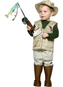 Future Fisherman Toddlers Costume