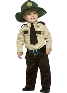 Future Trooper Toddlers Costume 2