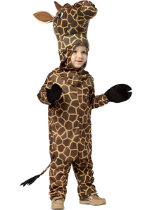 Giraffe Toddlers Costume