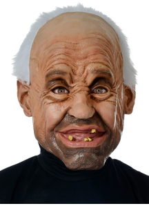 Gramps Latex Mask