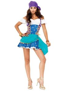 Gypsy Girl Teen Costume