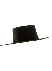 Hat For V For Vendetta Costume