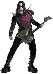 Heavy Metal Adult Costume