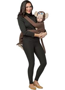 Huggable Monkey Costume