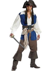 Jack Sparrow Adult Costume - 22075