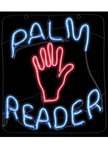 Light Glo Palm Reader