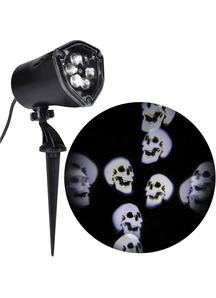 LightShow Proj Skulls