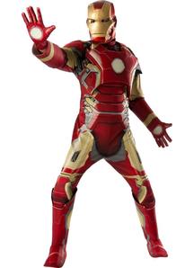 Mark 43 Iron Man Adult Costume