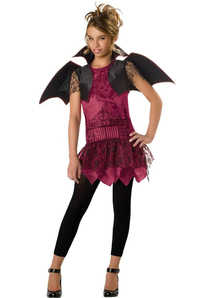 Midnight Bat Teen Costume