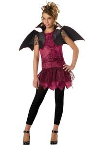 Midnight Bat Teen Costume