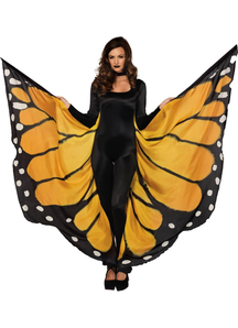 Monarch Wings Orange
