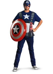 Movie Captain America Adult Kit