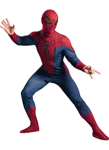 Movie Spiderman Adult Costume