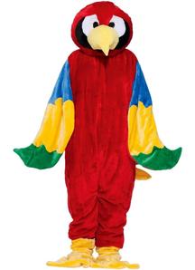 Parrot Mascot Costume
