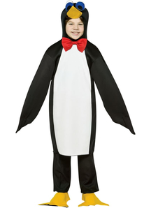 Penguin Kids Costume - 21753