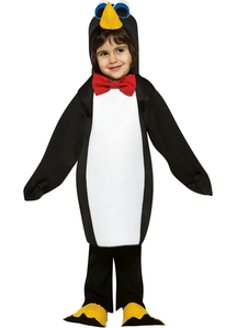 Penguin Toddlers Costume