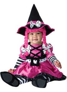 Pinky Witch Toddler Costume
