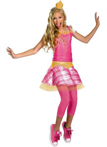Princess Aurora Tween Costume