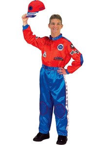 Racing Champion Adult Costume
