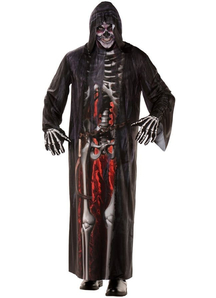 Real Skeleton Adult Costume