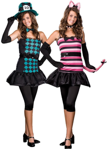 Reversible Mad About You Teen Costume
