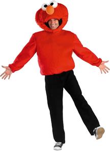 Sesame Street Elmo Adult Costume