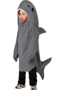Shark Child Costume 2
