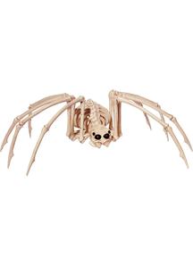 Skeleton Spider with Light up eyes