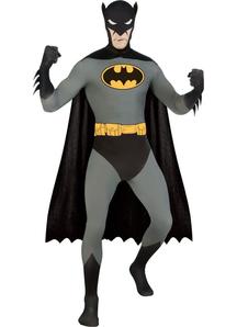 Skin Batman Adult Costume