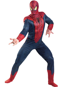 Spider Man Adult Costume