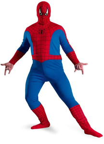 Spiderman Adult Plus Size Costume