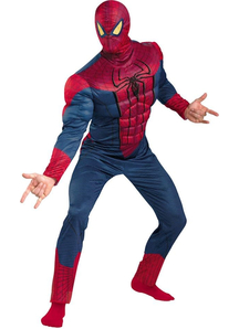 Spiderman Movie Adult Costume