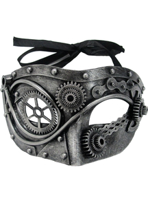 Steampunk Gear Mask