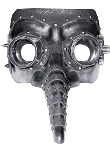 Steampunk Long NoseMask