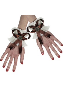 Steampunk Wristlet Gloves