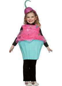 Sweet Cupcake Toddlers Costume