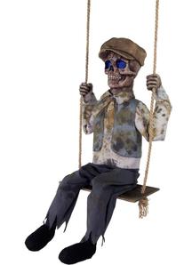 Swinging Skeleton Boy
