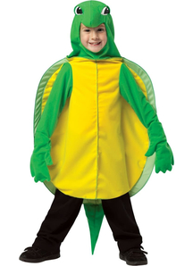 Turtle Child Costume