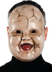 Vintage Baby Doll Mask